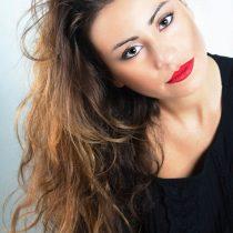 Book Fotografici Studio Roma Ritratto Valentina