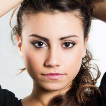 Book Fotografico Studio Roma Portrait Valentina