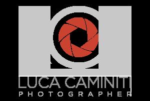 Fotografo Roma Luca Caminiti Logo